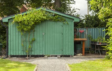 benefits of Brent Mill garden storage sheds